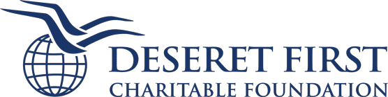 Deseret First Charitable Foundation logo
