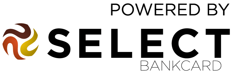 powered by Select BankCard logo