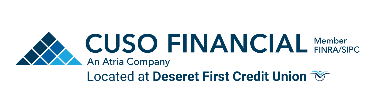 CUSO Financial located at Deseret First logo