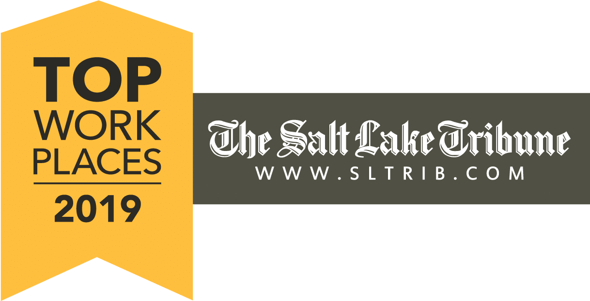 Top Workplaces 2019, Salt Lake Tribune award