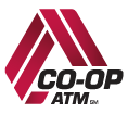 CO-OP Shared ATM logo